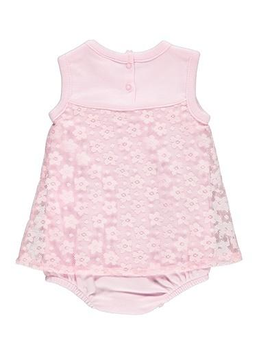 Civil Baby Civil Baby Kiz Bebek Elbise 6-18 Ay Pembe Civil Baby Kiz Bebek Elbise 6-18 Ay Pembe Pembe